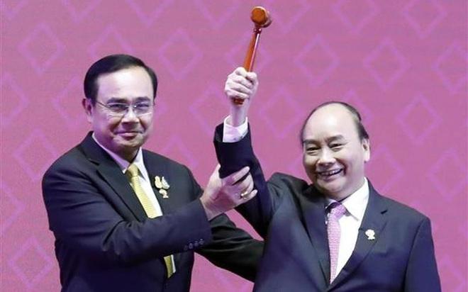 Đối ngoại Việt Nam 2019: Dấu ấn bản lĩnh và vị thế chính trị - Ảnh 12.