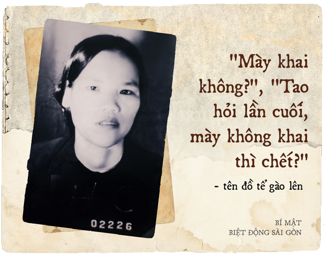 Huyền thoại Biệt động Sài Gòn: Màn tra tấn kinh hoàng, đau đớn, hiểm độc chưa từng thấy - Ảnh 2.