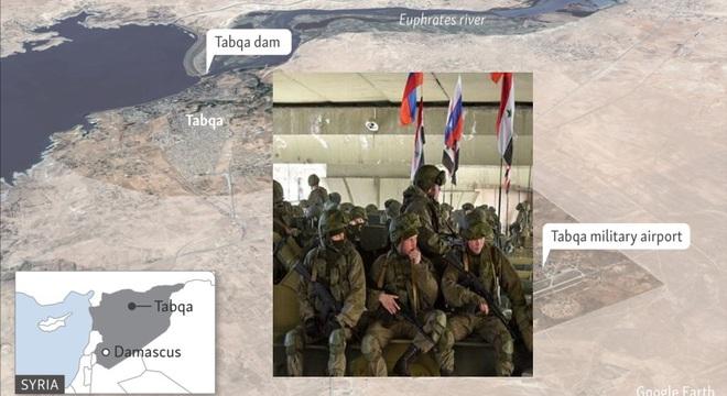 Báo Thổ cay đắng: Kết quả của chiến dịch QS ở Syria ư, hãy đếm số căn cứ nước ngoài! - Ảnh 1.