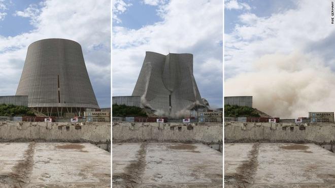 Đóng cửa toàn bộ nhà máy điện hạt nhân, nước Đức đau đầu tìm chỗ chôn chất thải phóng xạ trong 1 triệu năm - Ảnh 1.