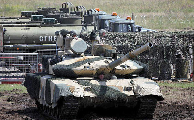"""Sự trỗi dậy của """"ông ba bị"""" Nga: Sau chiến thắng Syria, những cỗ xe tăng có dừng lại?"""