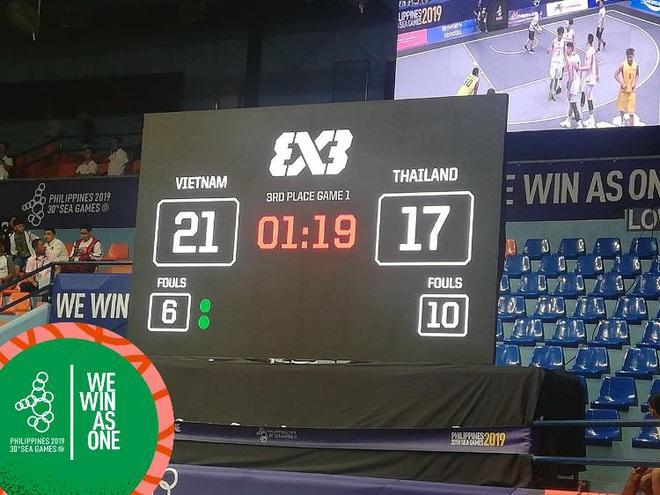 TRỰC TIẾP SEA Games ngày 2/12: Đánh bại Thái Lan, bóng rổ Việt Nam có tấm huy chương lịch sử - Ảnh 1.
