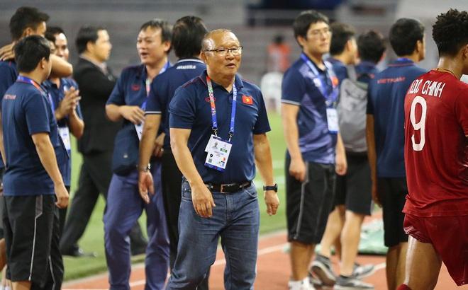"""Báo Hàn Quốc: """"Ma thuật của ông Park lại thêm lần linh nghiệm trước Indonesia"""""""