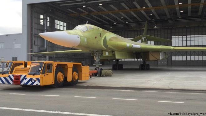 TT Putin đặt cược vào Tu-160M2: Thiên Nga Trắng sẽ giúp Nga thống trị bầu trời? - Ảnh 3.