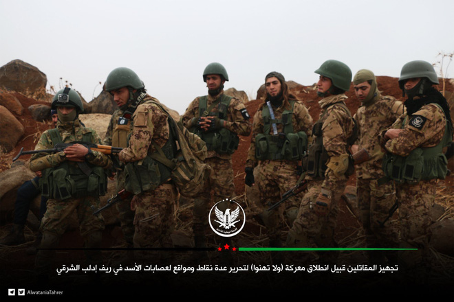 Âm mưu đen tối trong đợt phản công ở Tây Bắc Syria: Gấu Nga cũng mắc bẫy phiến quân? - Ảnh 4.
