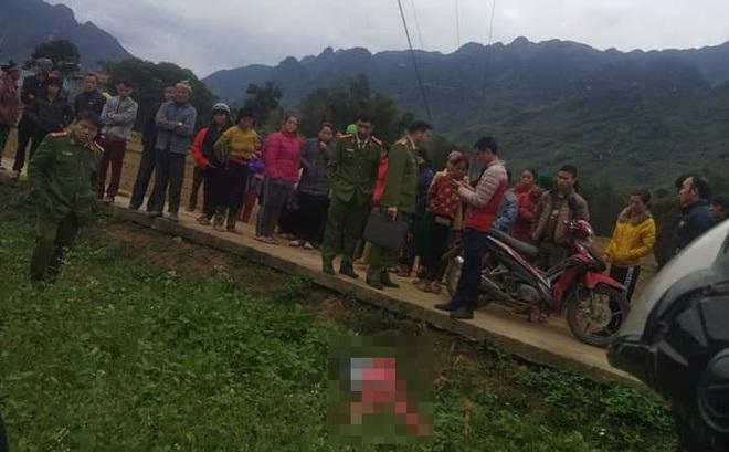Cô gái trẻ chết bất thường giữa cánh đồng ở Hà Giang: Có mâu thuẫn về việc chữa bệnh cho con?