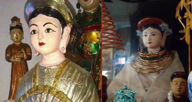 Tượng Cô Bơ cổ bị đánh cắp, 3 năm sau lưu lạc đến nhà thầy bói ở Thái Bình? - Ảnh 1.