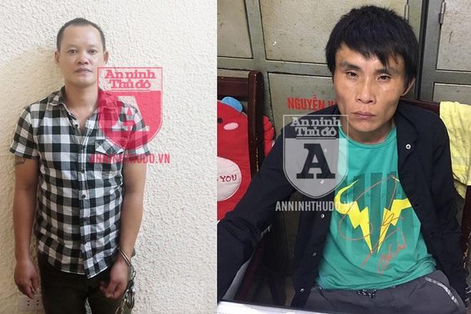 Cảnh sát Hình sự Hà Nội bắt cướp (2): Tội phạm sang chảnh luôn đi xe SH gây án - Ảnh 1.