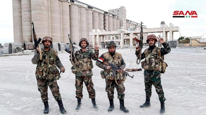 CẬP NHẬT: Tổ hợp Pantsir Syria gầm thét, xé nát mục tiêu - 20.000 tên lửa Iran dọa nhấn chìm căn cứ quân sự Mỹ trong biển lửa - Ảnh 15.