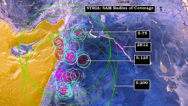 Trung tướng Nga vạch mặt bí mật của Israel khiến PK Syria bại trận: S-400 cũng bó tay - Ảnh 3.