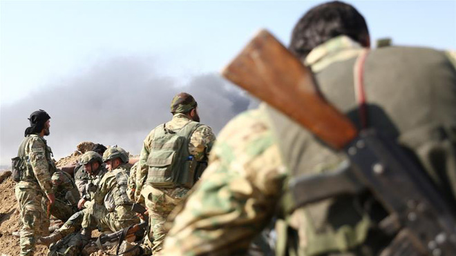 Syria chưa phải đấu trường sinh tử của Nga-Mỹ: Vì sao người Kurd được các cường quốc săn đón? - Ảnh 2.