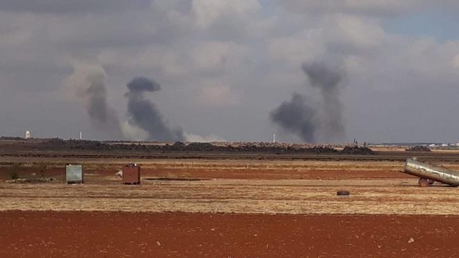 CẬP NHẬT: Tổ hợp Pantsir Syria gầm thét, xé nát mục tiêu - 20.000 tên lửa Iran dọa nhấn chìm căn cứ quân sự Mỹ trong biển lửa - Ảnh 10.