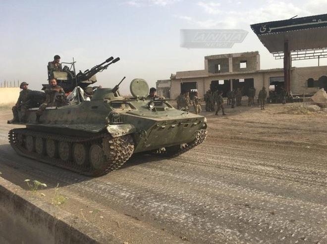 CẬP NHẬT: Tổ hợp Pantsir Syria gầm thét, xé nát mục tiêu - 20.000 tên lửa Iran dọa nhấn chìm căn cứ quân sự Mỹ trong biển lửa - Ảnh 7.
