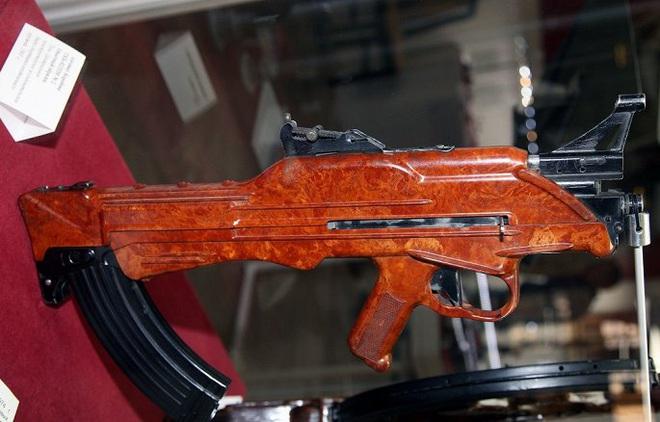 Những khẩu súng máy kỳ lạ nhất của Liên Xô - Ảnh 1.