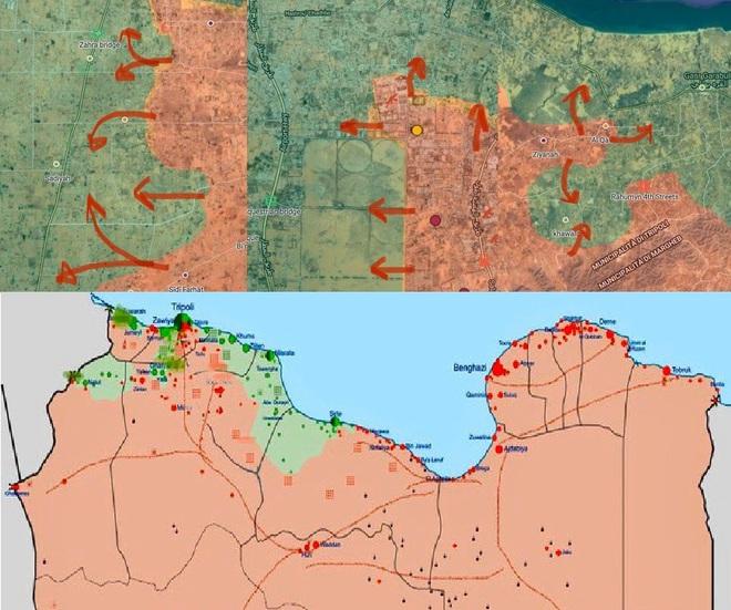 CẬP NHẬT: Tổ hợp Pantsir Syria gầm thét, xé nát mục tiêu - 20.000 tên lửa Iran dọa nhấn chìm căn cứ quân sự Mỹ trong biển lửa - Ảnh 2.