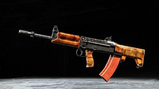Những khẩu súng máy kỳ lạ nhất của Liên Xô - Ảnh 2.