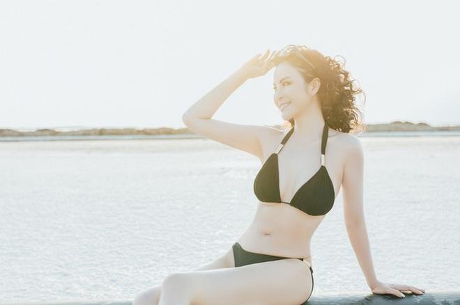 MC Thanh Mai gây choáng khi mặc bikini khoe body không tỳ vết ở tuổi 46 - Ảnh 4.