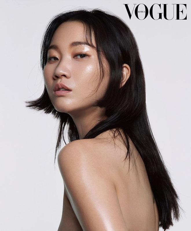 Loạt ảnh táo bạo rực lửa của người mẫu U40 xứ Hàn  - Ảnh 6.