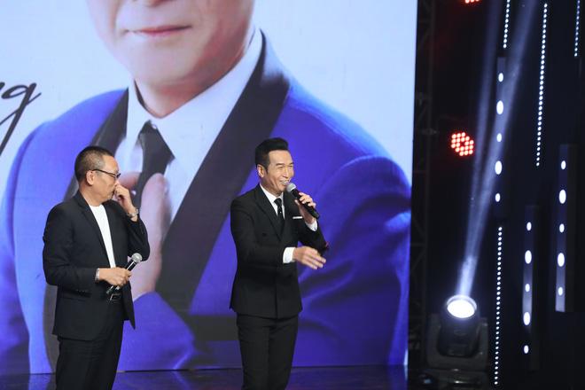 Danh ca Nguyễn Hưng khiến Lại Văn Sâm choáng vì 64 tuổi vẫn trẻ đẹp, nhảy sung - Ảnh 4.