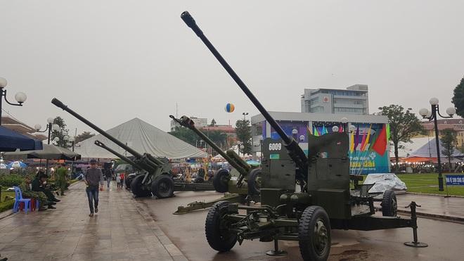 Tinh hoa vũ khí Việt Nam hiện đại: Tụ hội ở Thái Nguyên - Quy mô lớn chưa từng có - Ảnh 14.
