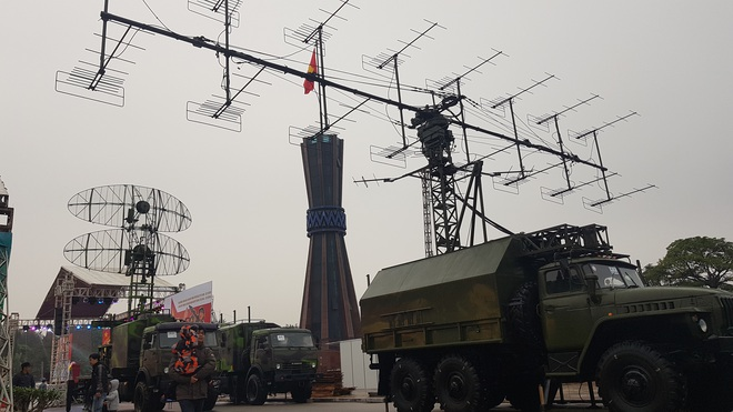Tinh hoa vũ khí Việt Nam hiện đại: Tụ hội ở Thái Nguyên - Quy mô lớn chưa từng có - Ảnh 7.