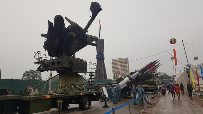 Tinh hoa vũ khí Việt Nam hiện đại: Tụ hội ở Thái Nguyên - Quy mô lớn chưa từng có - Ảnh 3.