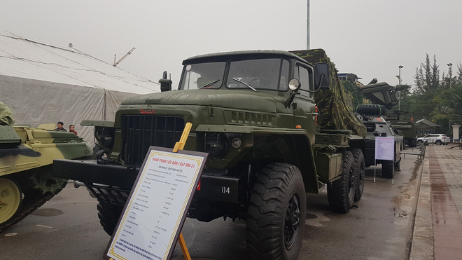 Tinh hoa vũ khí Việt Nam hiện đại: Tụ hội ở Thái Nguyên - Quy mô lớn chưa từng có - Ảnh 13.