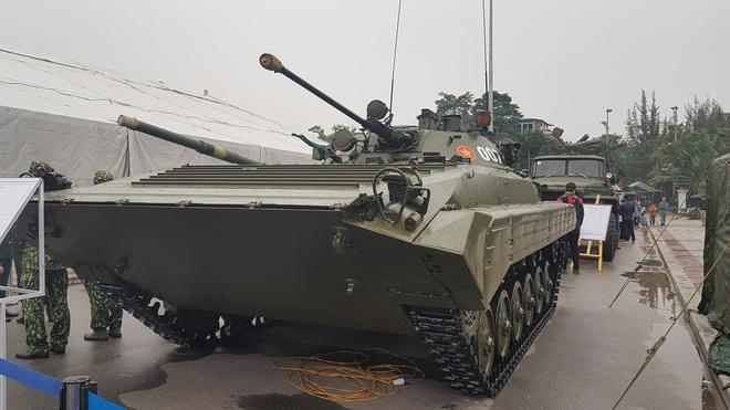 Tinh hoa vũ khí Việt Nam hiện đại: Tụ hội ở Thái Nguyên - Quy mô lớn chưa từng có - Ảnh 12.