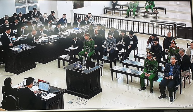 Ngày 4 xét xử vụ MobiFone mua AVG: Cựu Bộ trưởng Nguyễn Bắc Son hứa hẹn  sớm khắc phục hậu quả - Ảnh 8.