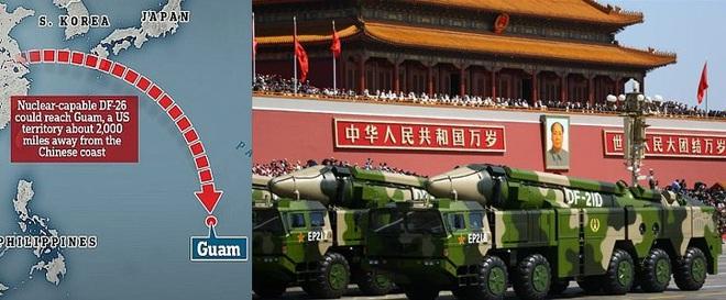 HQ Mỹ đã có cách xuyên thủng A2/AD Trung Quốc: Đòn hiểm từng đánh quỵ phát xít Nhật? - ảnh 1