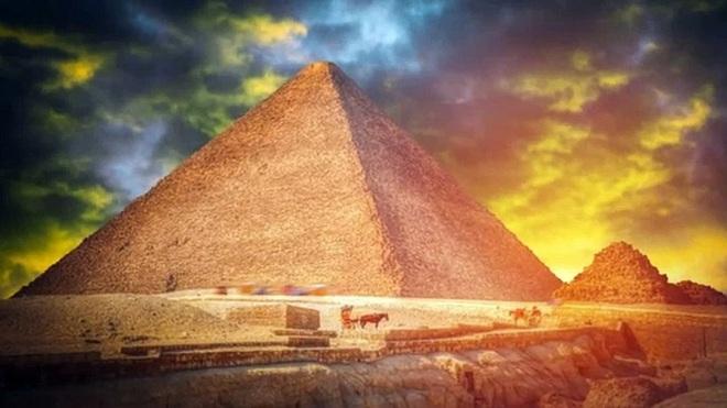 Kim tự tháp Ai Cập là siêu phẩm của người ngoài hành tinh? Thuyết âm mưu đưa bằng chứng - Ảnh 6.