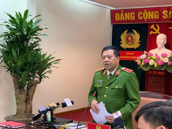 Bộ Công an công bố kết quả điều tra vụ án ma túy trôi vào bờ biển 3 tỉnh miền Trung - Ảnh 1.