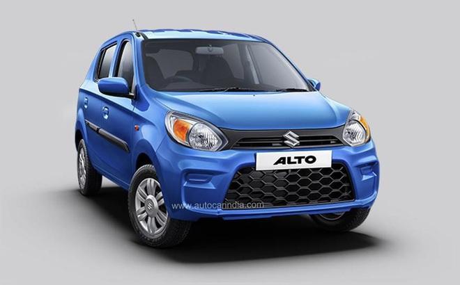 Cận cảnh mẫu ô tô Suzuki siêu rẻ, chỉ hơn 100 triệu đồng