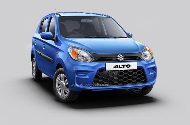 Cận cảnh mẫu ô tô Suzuki siêu rẻ, chỉ hơn 100 triệu đồng - Ảnh 2.