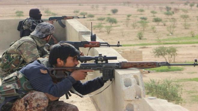 CẬP NHẬT: Lính người Nga tham chiến, Thổ quyết chơi lớn tung 3.400 phiến quân Syria vào Libya? - Ảnh 11.