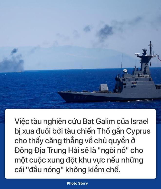 [PHOTO STORY] Điểm nóng quân sự tuần qua: Trung Đông - Bắc Phi trên bờ vực đại chiến? - Ảnh 1.
