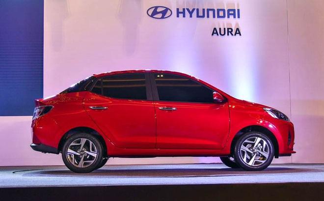 Lộ diện Hyundai thế hệ mới, đối thủ nặng ký của Kia Morning và Honda Brio