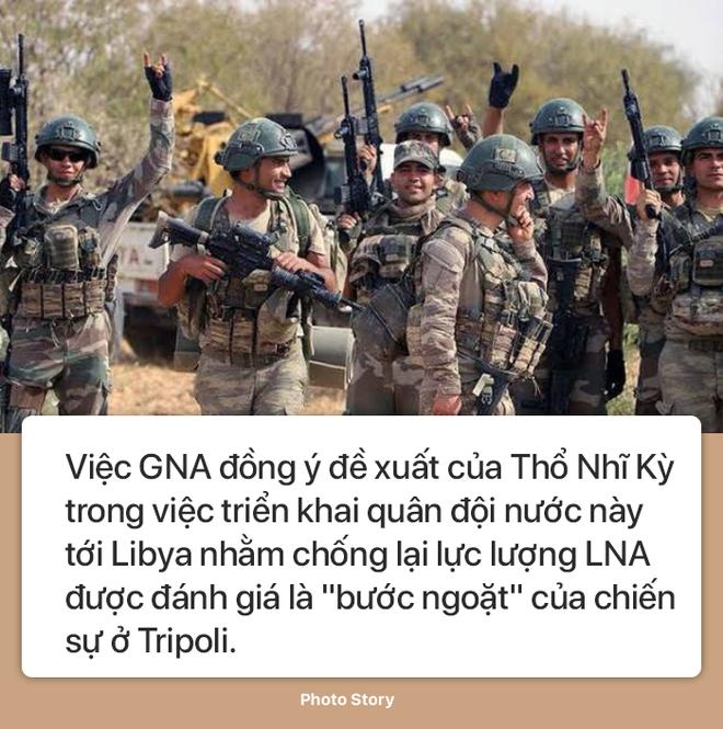 [PHOTO STORY] Điểm nóng quân sự tuần qua: Trung Đông - Bắc Phi trên bờ vực đại chiến? - Ảnh 7.