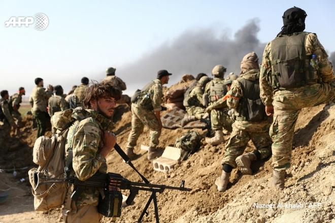 CẬP NHẬT: Lính người Nga tham chiến, Thổ quyết chơi lớn tung 3.400 phiến quân Syria vào Libya? - Ảnh 26.