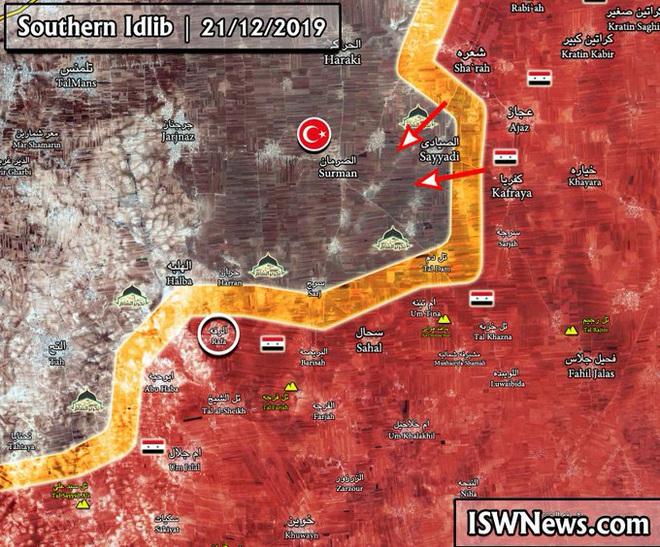 CẬP NHẬT: Lính người Nga tham chiến, Thổ quyết chơi lớn tung 3.400 phiến quân Syria vào Libya? - Ảnh 16.