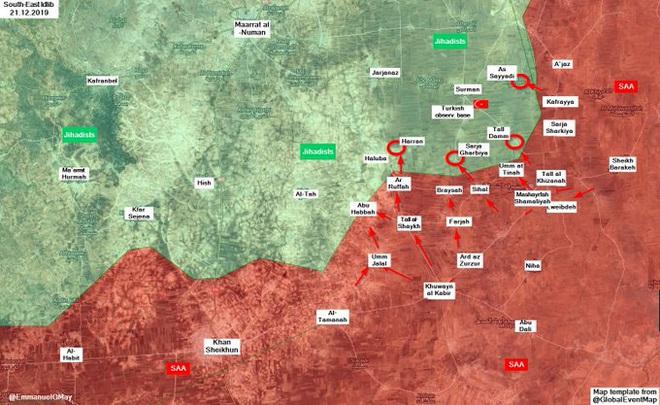 CẬP NHẬT: Lính người Nga tham chiến, Thổ quyết chơi lớn tung 3.400 phiến quân Syria vào Libya? - Ảnh 4.