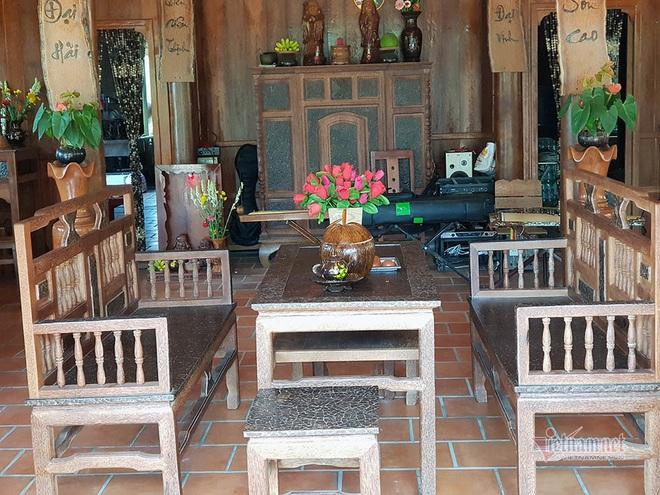 Lùng dừa trăm tuổi 10 năm, vợ chồng lão nông cất nhà độc nhất miền Tây - Ảnh 17.