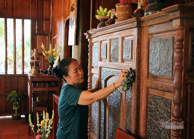 Lùng dừa trăm tuổi 10 năm, vợ chồng lão nông cất nhà độc nhất miền Tây - Ảnh 6.