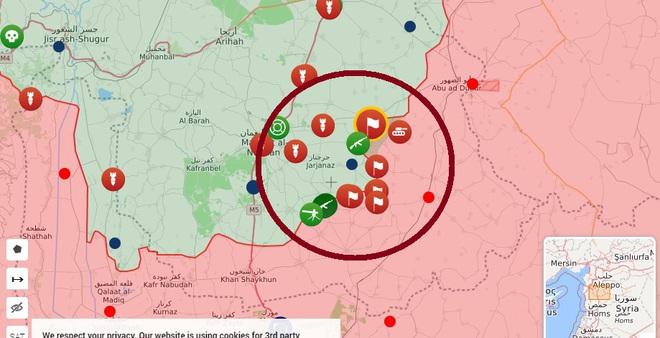 CẬP NHẬT: Diễn biến chiến sự Syria quá nhanh - Phiến quân chết như ngả rạ, sụp đổ hàng loạt - Ảnh 21.