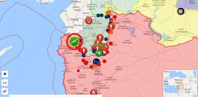 CẬP NHẬT: Diễn biến chiến sự Syria quá nhanh - Phiến quân chết như ngả rạ, sụp đổ hàng loạt - Ảnh 15.