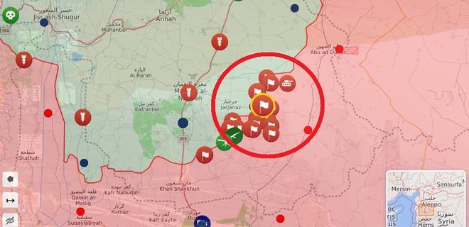 CẬP NHẬT: Diễn biến chiến sự Syria quá nhanh - Phiến quân chết như ngả rạ, sụp đổ hàng loạt - Ảnh 12.