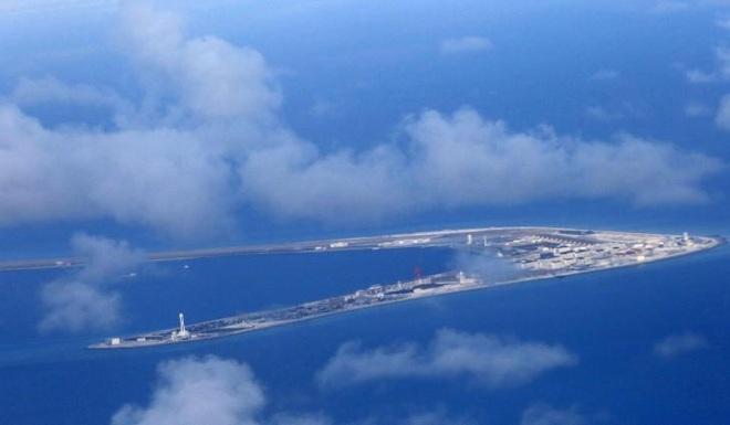 Trung Quốc tàn phá san hô Biển Đông bằng cuộc quân sự hóa - Ảnh 1.