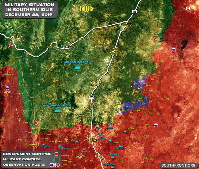 CẬP NHẬT: Diễn biến chiến sự Syria quá nhanh - Phiến quân chết như ngả rạ, sụp đổ hàng loạt - Ảnh 8.