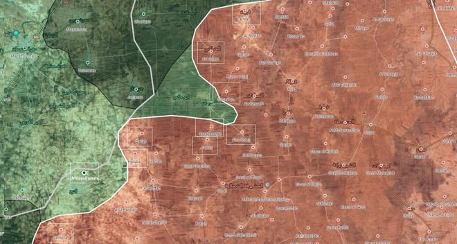 CẬP NHẬT: Diễn biến chiến sự Syria quá nhanh - Phiến quân chết như ngả rạ, sụp đổ hàng loạt - Ảnh 6.