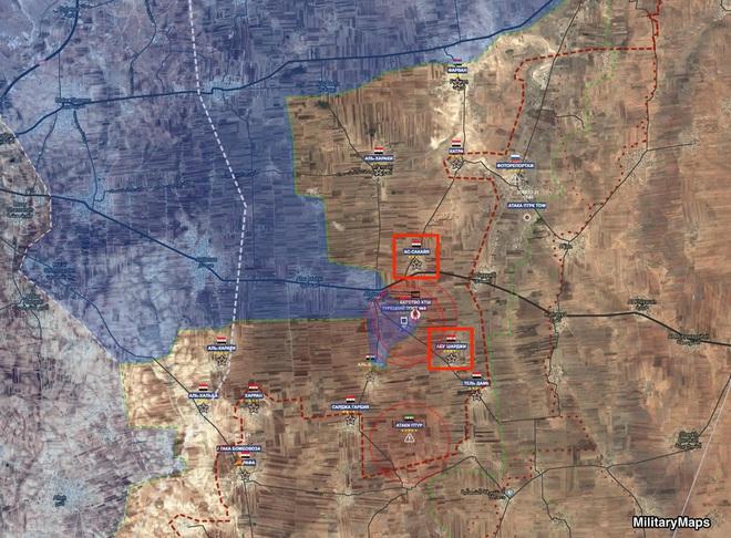 CẬP NHẬT: Diễn biến chiến sự Syria quá nhanh - Phiến quân chết như ngả rạ, sụp đổ hàng loạt - Ảnh 5.
